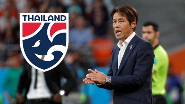 Thái Lan đau đầu tìm trợ lý cho HLV Akira Nishino - 1