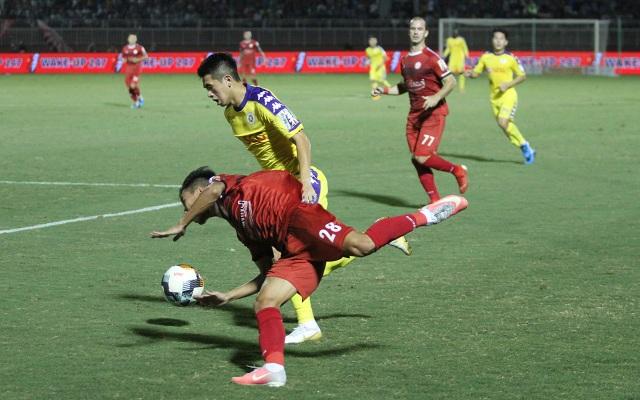 Lần đầu tiên sau 7 năm, sân Thống Nhất chật kín khán giả ở V-League - 12