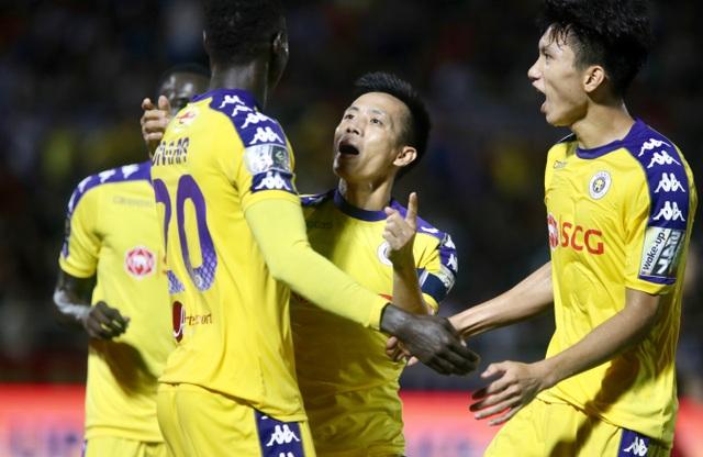 Quang Hải ghi bàn, CLB Hà Nội hòa TPHCM trong trận cầu có 2 thẻ đỏ - 5
