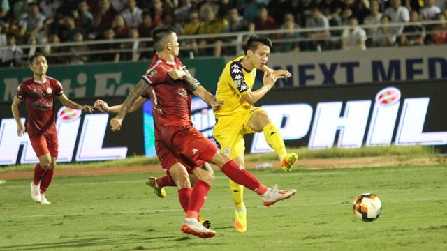 Lần đầu tiên sau 7 năm, sân Thống Nhất chật kín khán giả ở V-League - 7