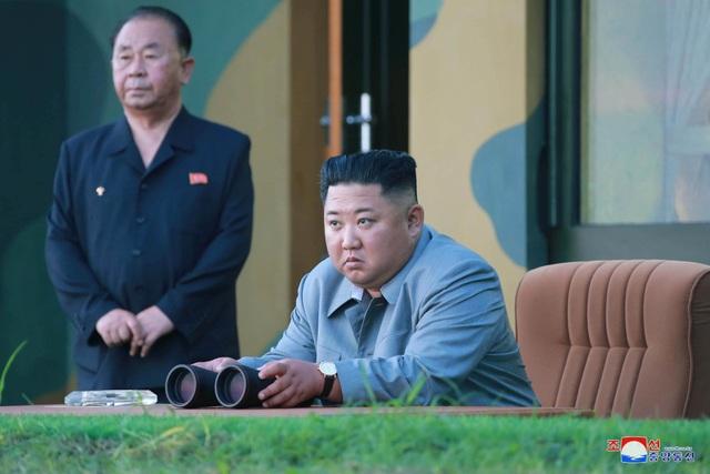 """Chiến thuật """"nắn gân"""" Mỹ - Hàn của Triều Tiên khi liên tiếp phóng tên lửa - 1"""