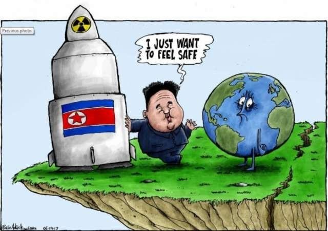 Khu vực Đông Bắc Á: Toan tính xa, rủi ro gần - 1