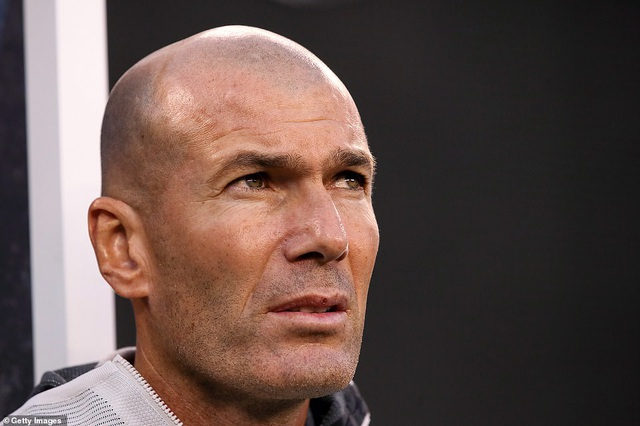 Real Madrid 3-7 Atletico: Nỗi thất vọng của HLV Zidane - 15