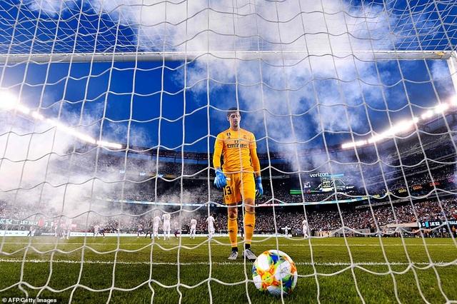 Real Madrid 3-7 Atletico: Nỗi thất vọng của HLV Zidane - 3