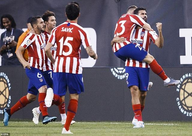 Real Madrid 3-7 Atletico: Nỗi thất vọng của HLV Zidane - 6