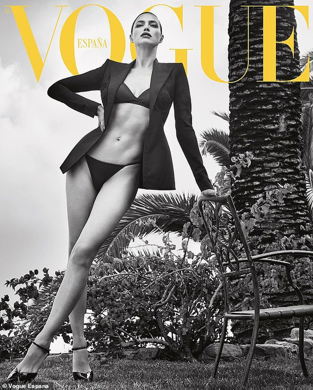 Hậu chia tay tài tử Hollywood, người mẫu Nga quyến rũ rực lửa trên tạp chí - 2
