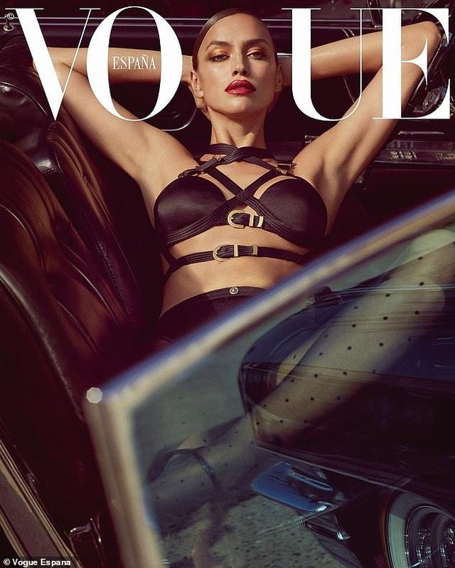 Hậu chia tay tài tử Hollywood, người mẫu Nga quyến rũ rực lửa trên tạp chí - 3