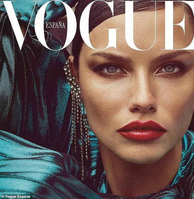 Hậu chia tay tài tử Hollywood, người mẫu Nga quyến rũ rực lửa trên tạp chí - 1