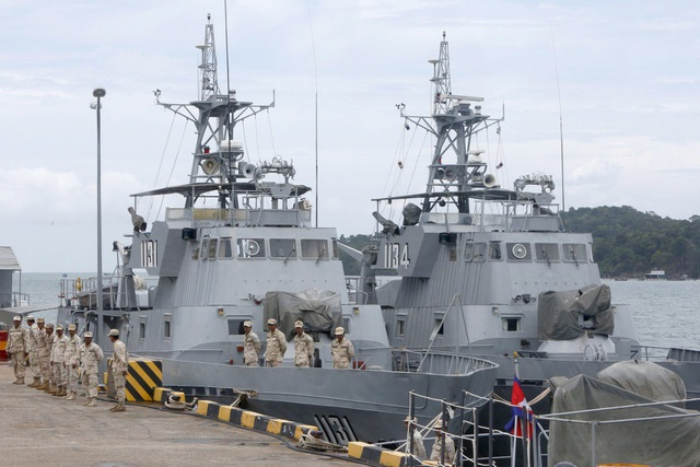 Campuchia đưa bằng chứng không cho phép Trung Quốc sử dụng căn cứ hải quân - 1