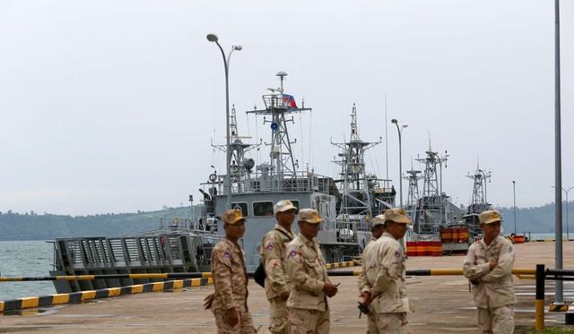 Campuchia đưa bằng chứng không cho phép Trung Quốc sử dụng căn cứ hải quân - 2