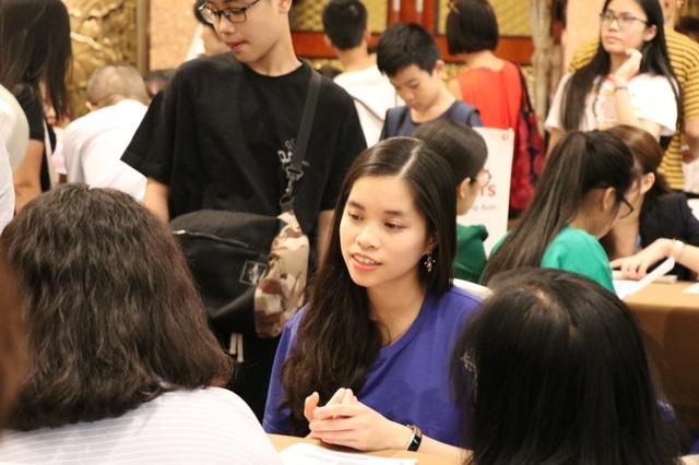 Hai du học sinh Việt xuất sắc chia sẻ bí quyết chọn ngành, thực tập việc làm tại Mỹ - 1
