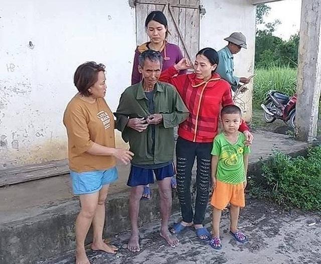 Người đàn ông được ba phụ nữ cứu sống sau 5 giờ đồng hồ rơi xuống giếng hoang - 2