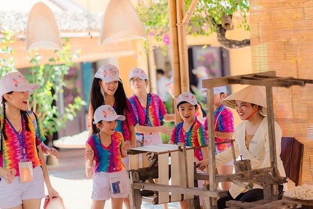 Đẳng cấp trại hè 5 sao quốc tế tại Việt Nam - 2