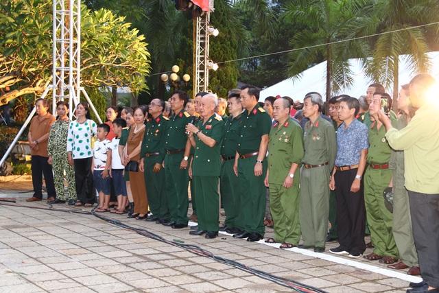 Lãnh đạo bộ, ngành Trung ương và cựu chiến binh viếng nghĩa trang Vị Xuyên - Ảnh minh hoạ 4