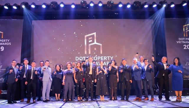 Công bố giải thưởng Bất Động Sản Dot Property Vietnam Awards 2019 - 3
