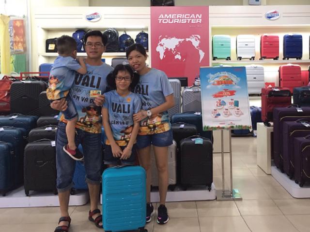 Samsonite Việt Nam khuyến mãi lớn mùa hè 2019 - 2