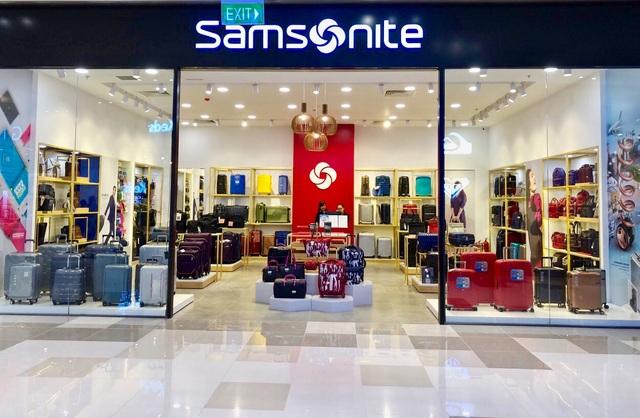 Samsonite Việt Nam khuyến mãi lớn mùa hè 2019 - 3
