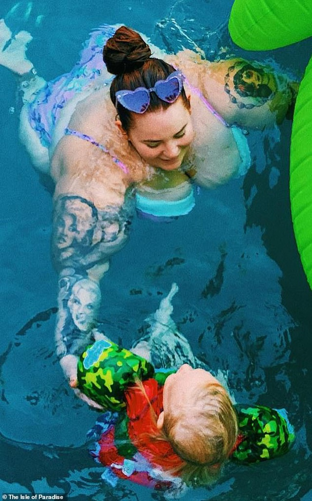 Tess Holliday tự tin trong bộ ảnh mới - 5
