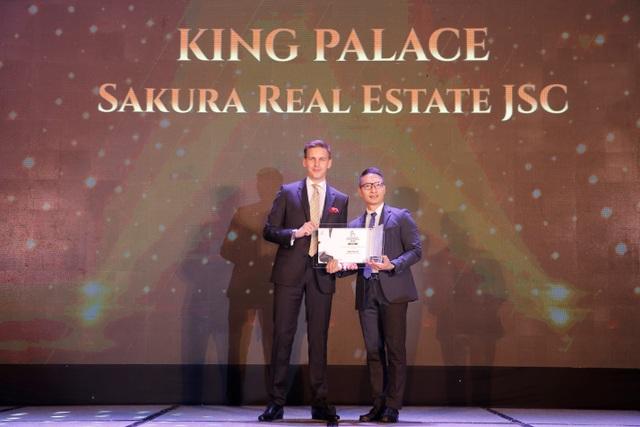 King Palace giành giải Dự án căn hộ có thiết kế xuất sắc nhất Việt Nam 2019 - 1