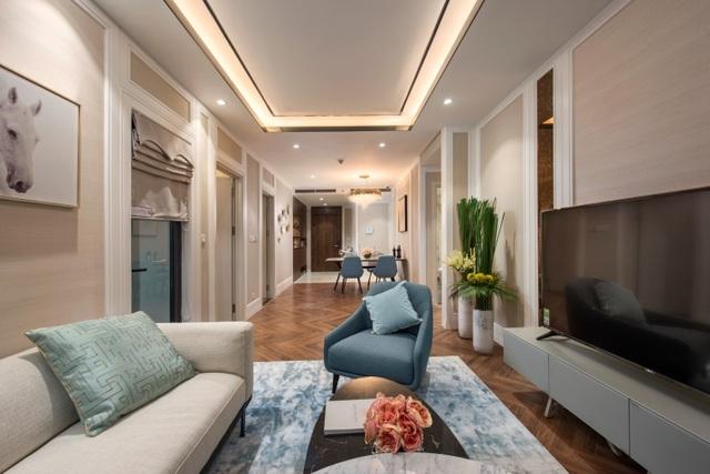 King Palace giành giải Dự án căn hộ có thiết kế xuất sắc nhất Việt Nam 2019 - 2