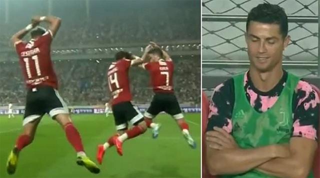 C.Ronaldo ngồi dự bị, Juventus suýt thua các ngôi sao giải Hàn Quốc - 1