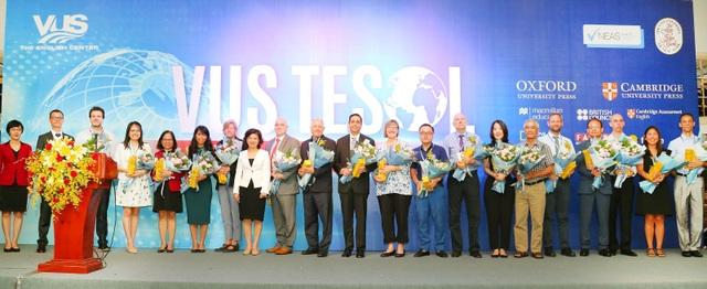 3.023 giáo viên Anh ngữ Việt Nam và trong khu vực tham gia VUS TESOL 2019 - 1