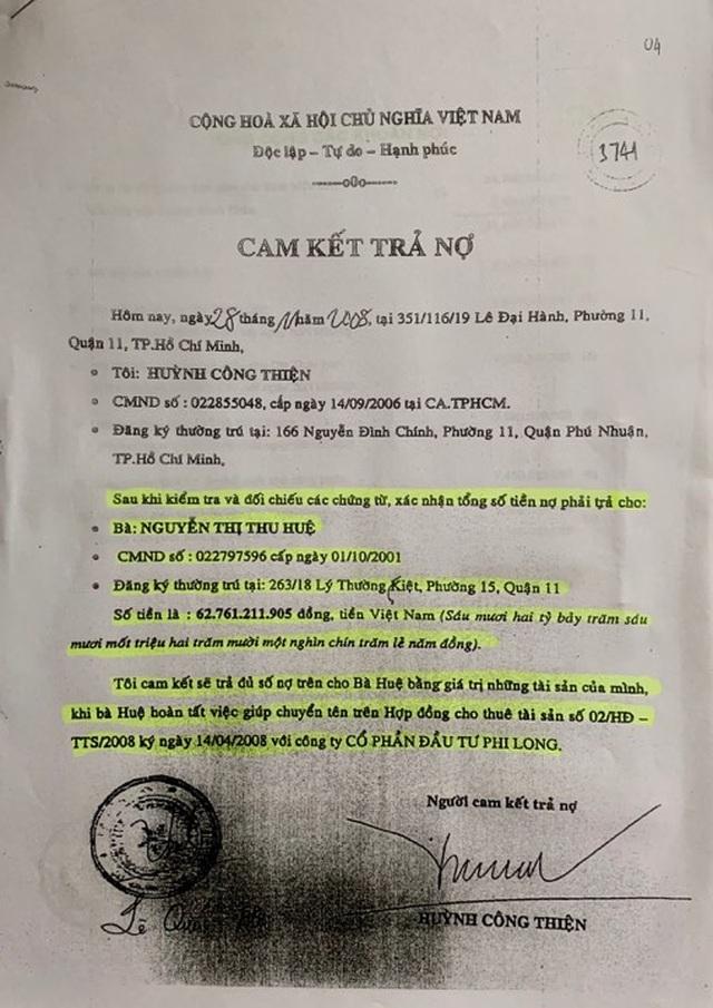 Vướng án tù vì khoản vay đã trả từ 10 năm trước tại TP.HCM! - 1