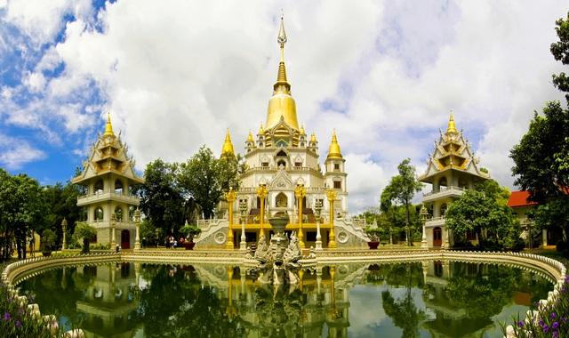 Chùa Trấn Quốc và chùa Bửu Long nằm trong top kiến trúc Phật giáo đẹp nhất thế giới - 2