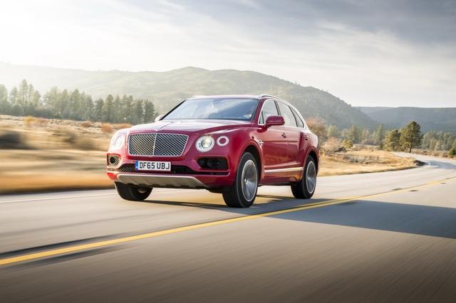 Bentley không dấn sâu vào cuộc chơi SUV - 1