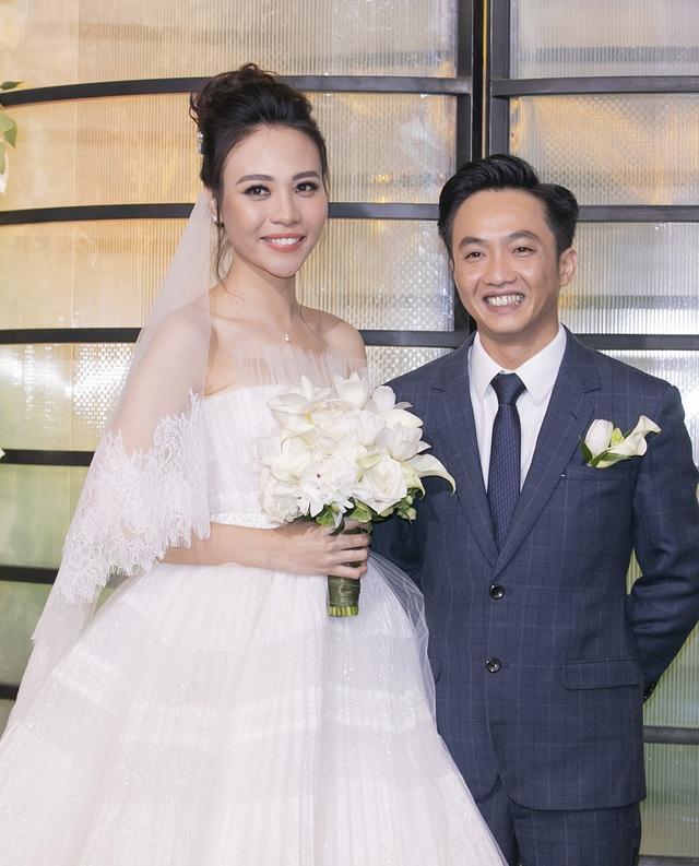 Choáng với dàn siêu xe đến dự đám cưới Cường Đôla và Đàm Thu Trang - 1