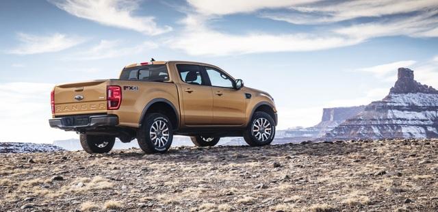 Ford bị kiện làm sai lệch kết quả thử nghiệm mức tiêu thụ nhiên liệu của xe Ranger - 1