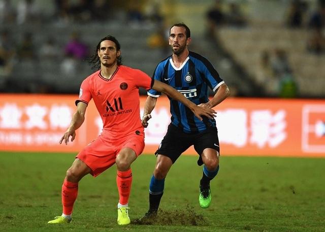 Mbappe mờ nhạt, PSG thua cay đắng trước Inter - 2