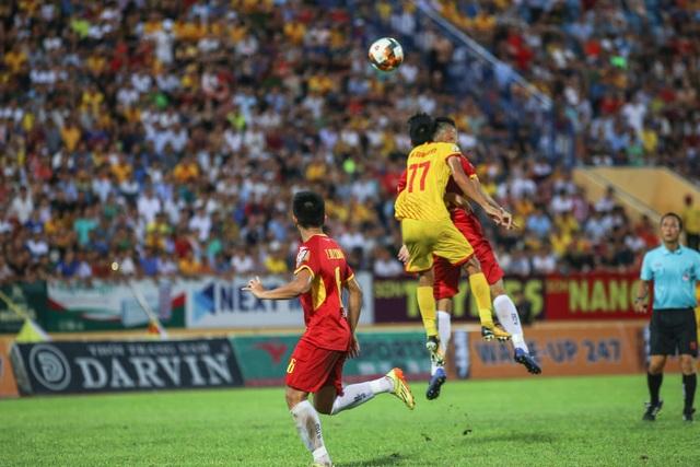 Nam Định khiến SL Nghệ An phải ôm hận ở Thiên Trường - 1