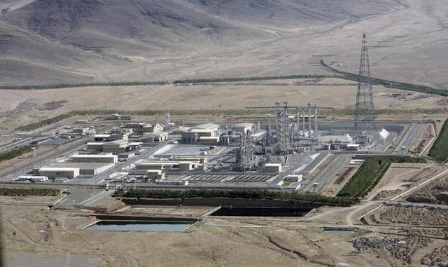 Iran tuyên bố sẽ nối lại hoạt động lò phản ứng hạt nhân - 1