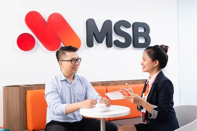 Tổng lợi nhuận trước thuế tăng 192%, MSB đang tăng trưởng mạnh mẽ - 1