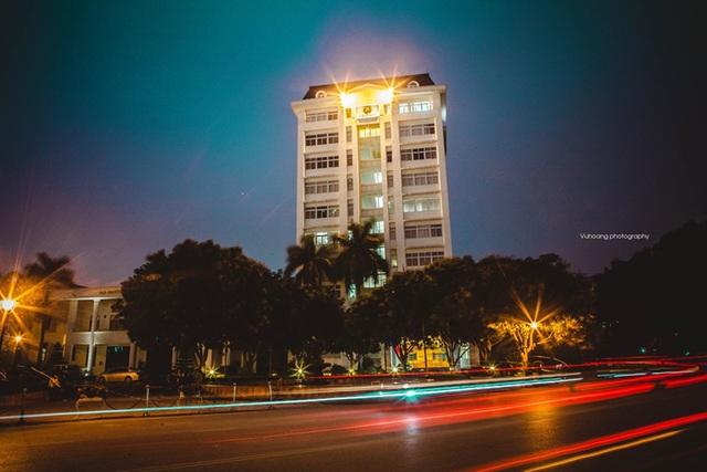 Ngắm ĐH Quốc gia Hà Nội đẹp nao lòng qua góc máy của chàng sinh viên 5 tốt - 3