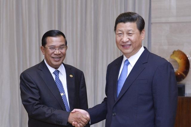 Campuchia chi 40 triệu USD mua vũ khí của Trung Quốc - 1
