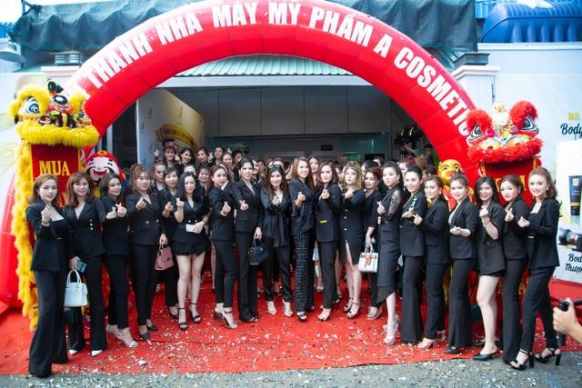 A Cosmetics khánh thành nhà máy sản xuất mỹ phẩm theo chuẩn CGMP - 1