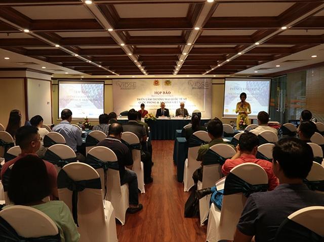 Nhiều vũ khí tiên tiến sẽ được trưng bày tại triển lãm Quốc tế về Quốc phòng và An ninh Việt Nam 2020 - 1