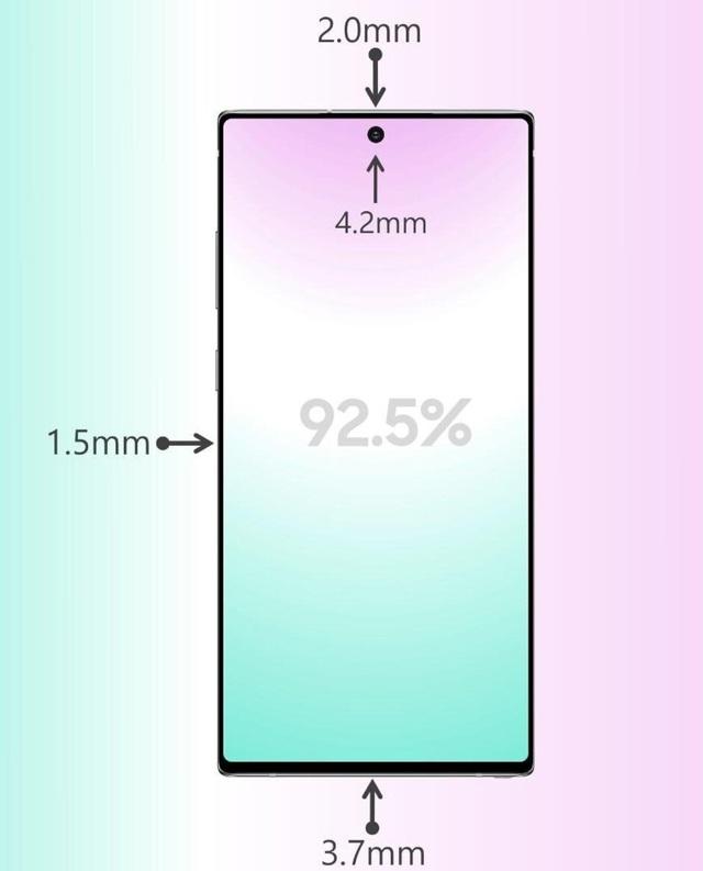 Samsung vô tình xác nhận sự tồn tại của phiên bản Galaxy Note10+ - 2