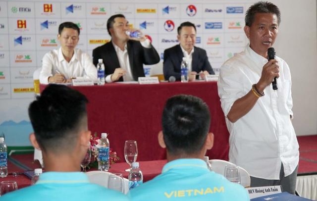 U18 Việt Nam chung bảng với Thái Lan và Australia tại giải U18 Đông Nam Á - 1