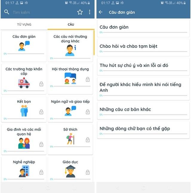 Ứng dụng hữu ích giúp nâng cao kỹ năng giao tiếp bằng tiếng Anh - Ảnh minh hoạ 4