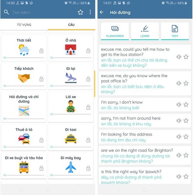 Ứng dụng hữu ích giúp nâng cao kỹ năng giao tiếp bằng tiếng Anh - Ảnh minh hoạ 7