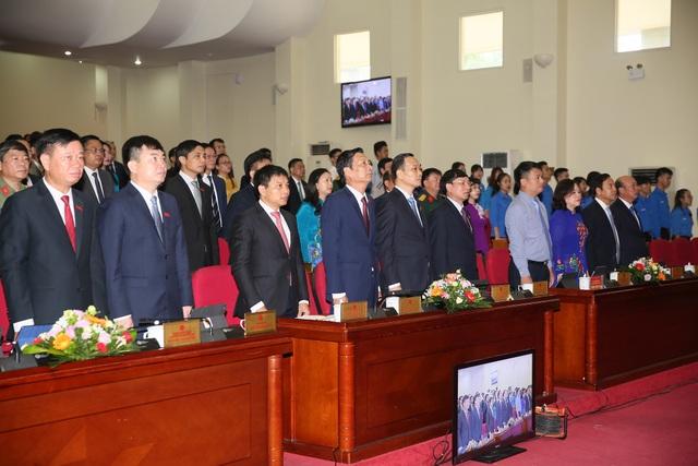 """Quảng Ninh lần đầu tiên thực hiện kỳ họp """"không giấy tờ"""" - 2"""