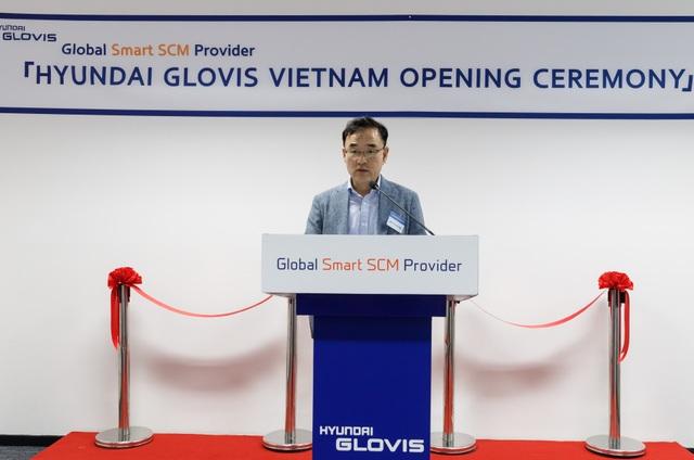 Hyundai Glovis tiến vào thị trường lưu thông hàng hóa tại Việt Nam
