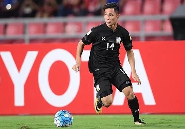 Nhân tố bí ẩn của đội tuyển Thái Lan dưới thời HLV Akira Nishino - 1