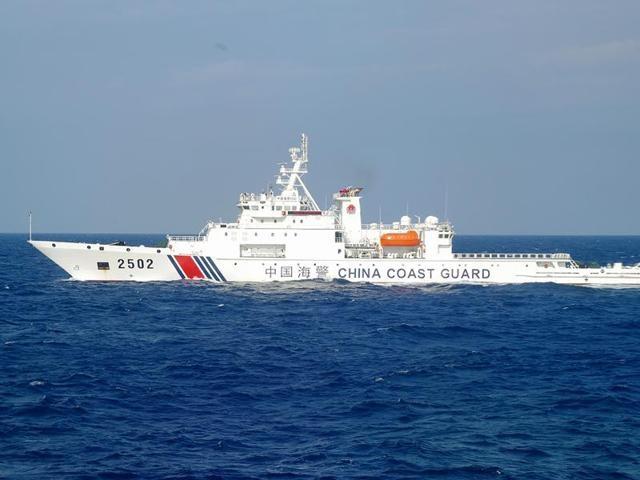 Giáo sư Mỹ vạch trần tham vọng của Trung Quốc tại Biển Đông - 1