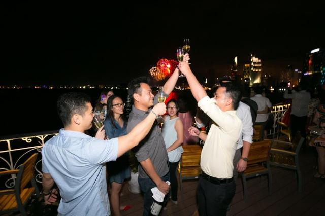 Tiệc công ty đẳng cấp tại Saigon Princess - 3