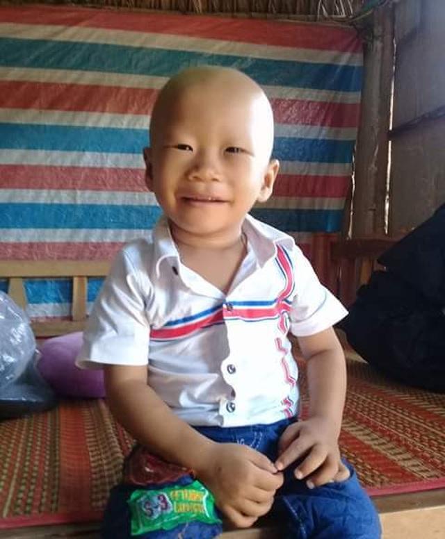 Xót xa cảnh cháu bé 3 tuổi quằn quại trong cơn đau vì ung thư quái ác hành hạ - 4