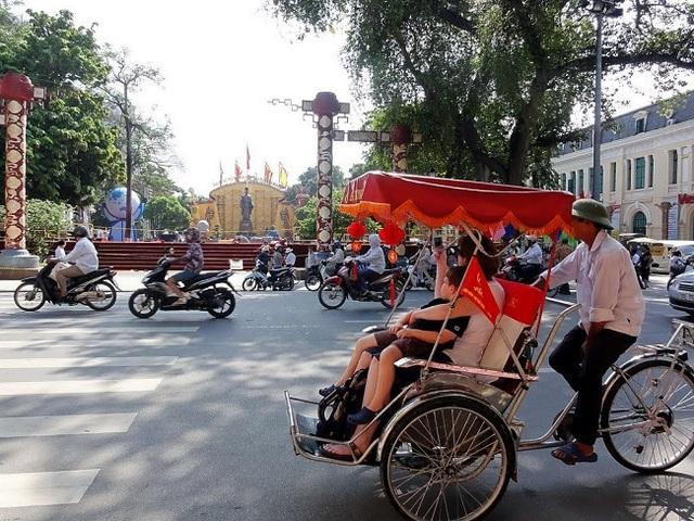 Xích lô - Nét đẹp văn hóa du lịch thu hút du khách - 1